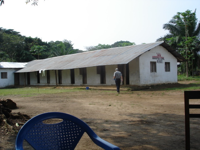 I spent a couple of nights in the Centrer AgroPastorale d'Ikengo dormitory  last summer.