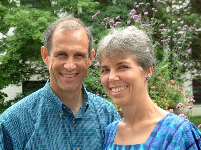 Ed and Miriam Noyes serve with the Baptist Community of the Church of Christ of Congo and the Lusekele Agricultural Development Center.