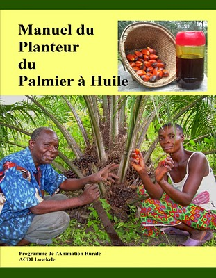 Grower's manual in simple French designed to help Congolese small-scale producers develop sustainable, productive family plantations.