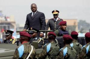 29 Year Old Joseph Kabila took power in 2001 with no training or experience in governing
