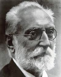 "Miguel de Unamuno (1864-1936):  ""Think about the emotional and feel the intellectual""."