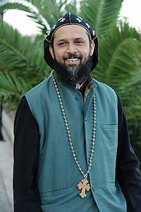 Chair of the Commission on Mission and Evangelism Bishop Mor Coorilos (WCC photo)