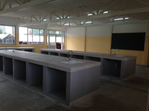 New Medical School Classroom at the UPC